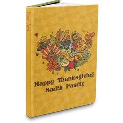 Happy Thanksgiving Hardbound Journal (Personalized)