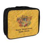 Happy Thanksgiving Insulated Lunch Bag (Personalized)