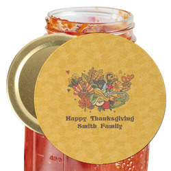 Happy Thanksgiving Jar Opener (Personalized)