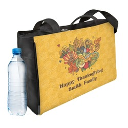 Happy Thanksgiving Ladies Workout Bag (Personalized)