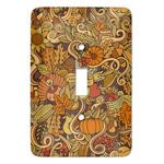 Happy Thanksgiving Light Switch Covers (Personalized)