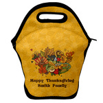 Happy Thanksgiving Lunch Bag w/ Name or Text