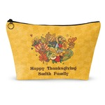 Happy Thanksgiving Makeup Bags (Personalized)
