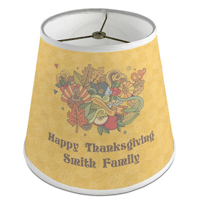 Happy Thanksgiving Empire Lamp Shade (Personalized)