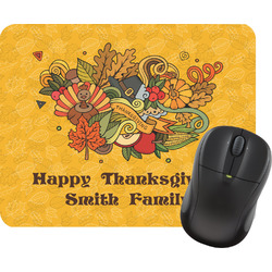 Happy Thanksgiving Mouse Pads (Personalized)