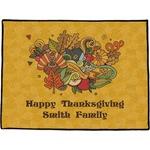 Happy Thanksgiving Door Mat (Personalized)