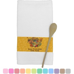 Happy Thanksgiving Kitchen Towel (Personalized)