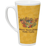 Happy Thanksgiving Latte Mug (Personalized)