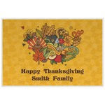 Happy Thanksgiving Laminated Placemat w/ Name or Text