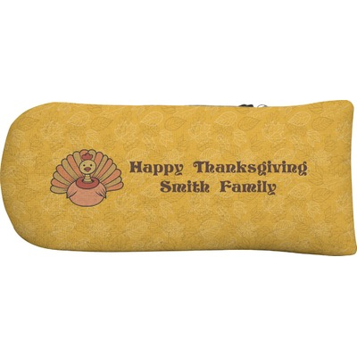 Happy Thanksgiving Putter Cover (Personalized)