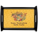 Happy Thanksgiving Wooden Trays (Personalized)