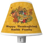 Happy Thanksgiving Shade Night Light (Personalized)