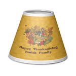 Happy Thanksgiving Chandelier Lamp Shade (Personalized)
