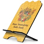 Happy Thanksgiving Stylized Tablet Stand (Personalized)
