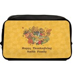 Happy Thanksgiving Toiletry Bag / Dopp Kit (Personalized)