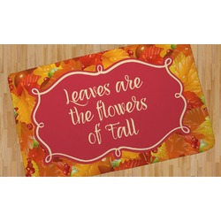 Fall Leaves Area Rug