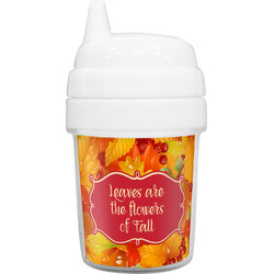 Fall Leaves Baby Sippy Cup