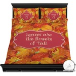 Fall Leaves Duvet Cover Set