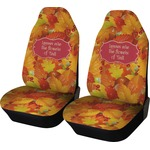 Fall Leaves Car Seat Covers (Set of Two)