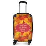 Fall Leaves Suitcase