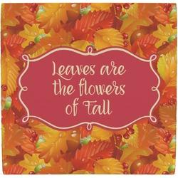 Fall Leaves Ceramic Tile Hot Pad