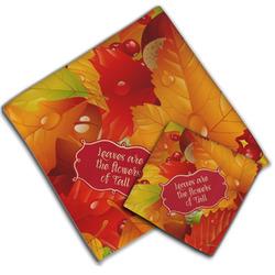 Fall Leaves Cloth Napkin