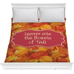 Fall Leaves Comforter
