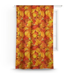 Fall Leaves Curtain