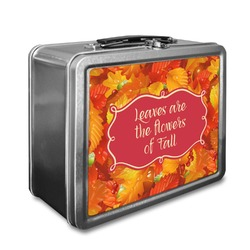 Fall Leaves Lunch Box