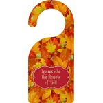 Fall Leaves Door Hanger