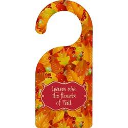 Fall Leaves Door Hanger