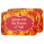 Fall Leaves Dish Drying Mat