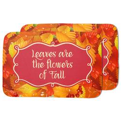 Fall Leaves Dish Drying Mat