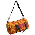 Fall Leaves Duffel Bag