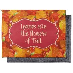 Fall Leaves Microfiber Screen Cleaner