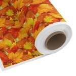 Fall Leaves Custom Fabric by the Yard