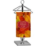 Fall Leaves Finger Tip Towel - Full Print