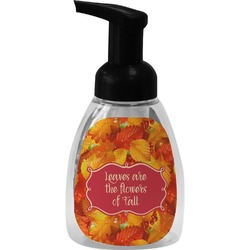 Fall Leaves Foam Soap Dispenser