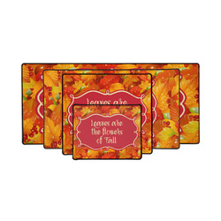 Fall Leaves Gaming Mouse Pad