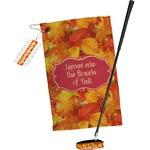 Fall Leaves Golf Towel Gift Set
