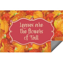 Fall Leaves Indoor / Outdoor Rug - 8'x10'