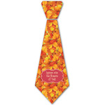 Fall Leaves Iron On Tie - 4 Sizes