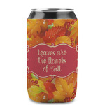 Fall Leaves Can Sleeve (12 oz)