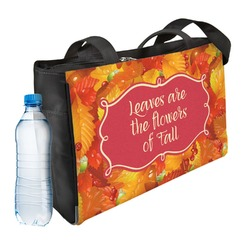 Fall Leaves Ladies Workout Bag