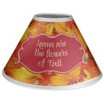 Fall Leaves Coolie Lamp Shade