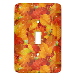Fall Leaves Light Switch Covers
