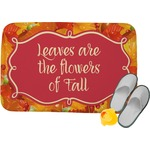 Fall Leaves Memory Foam Bath Mat