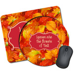 Fall Leaves Mouse Pads