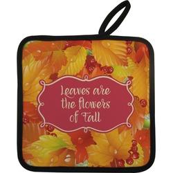 Fall Leaves Pot Holder