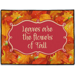 Fall Leaves Door Mat